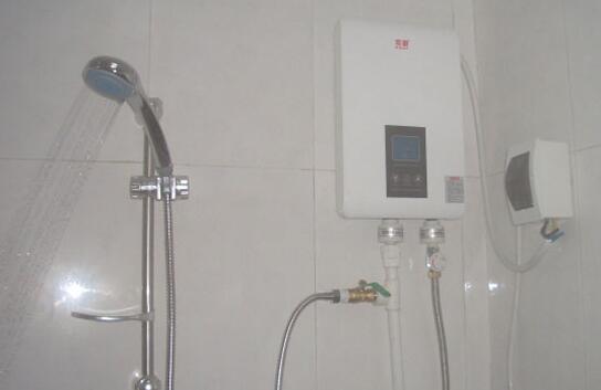 电热水器安装全过程