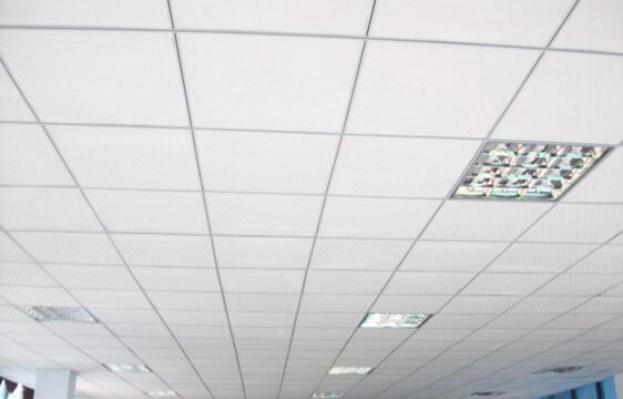 硅钙板吊顶材料介绍 硅钙板吊顶工程施工要求详解