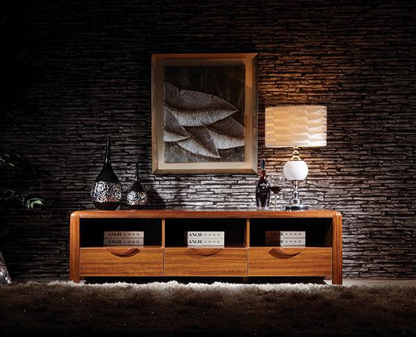 板木结合家具