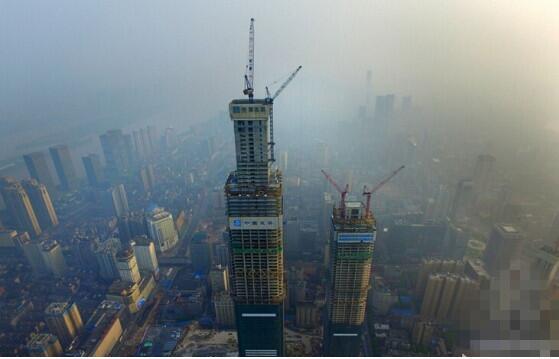 """湖南第一高楼被叫停 盖起来也是个""""空壳子"""""""