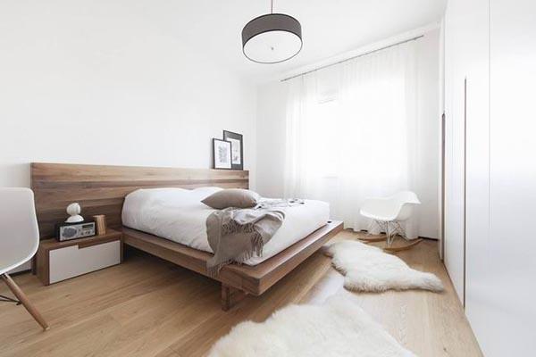 装修保障网 装修学堂 日式风格 淡色木质家具 白色调日式风 给你舒适