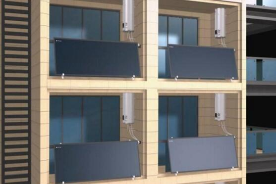 阳台壁挂太阳能热水器的优缺点