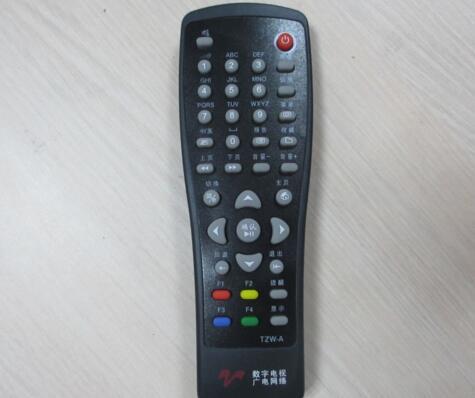 """以下是关于数字电视遥控器遥控电视""""电源""""开关的设置"""