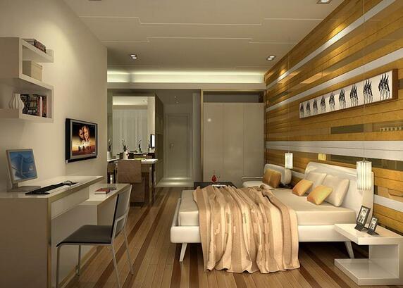 小户型公寓装修 温暖不仅一点点!