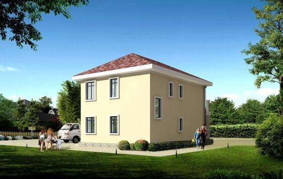 新农村别墅设计 农村别墅设计的未来趋势