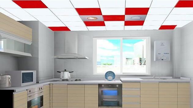 卫生间铝塑板吊顶安装