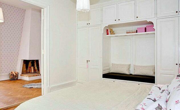房屋装修设计 欧式地步柜子什么颜色好看