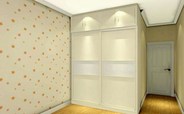 8款让卧室装修上档次的简欧卧室柜子