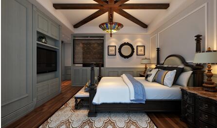 卧室屋顶造型装修