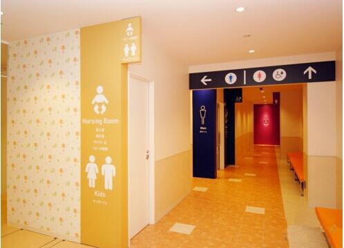 商场卫生间装修技巧 商场卫生间施工图