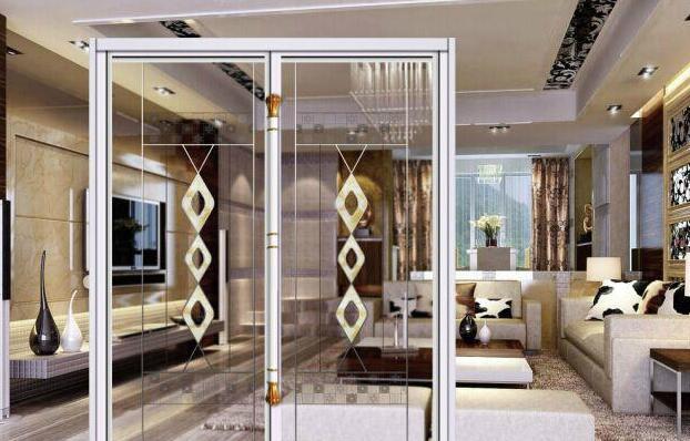 阳台隔断艺术玻璃装修 阳台隔断艺术玻璃效果图
