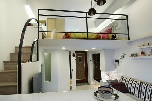 小户型精装公寓装修方案