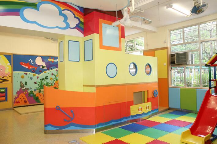 幼儿园室内墙面装饰设计 幼儿园室内墙面装饰效果图