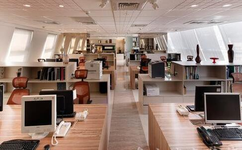 小空間辦公室裝修設計