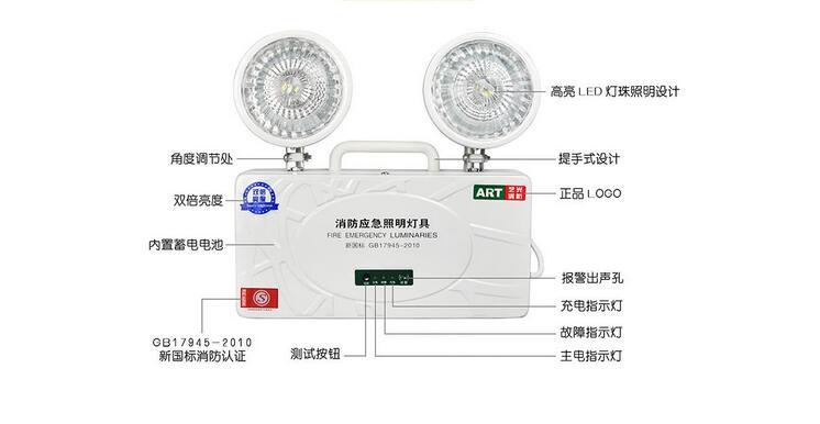 应急照明灯具安装规范要求有哪些?