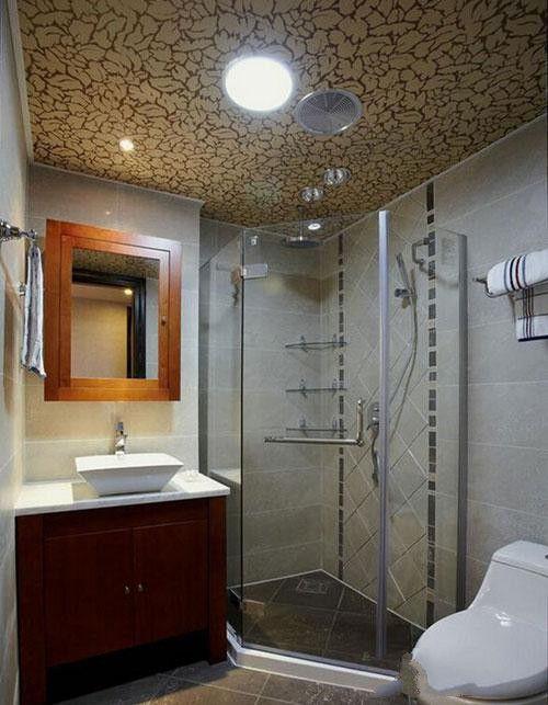 厕所 家居 设计 卫生间 卫生间装修 装修 500_643 竖版 竖屏