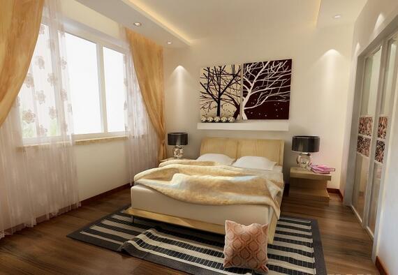 次卧室怎么装修设计 次卧室装修设计效果图