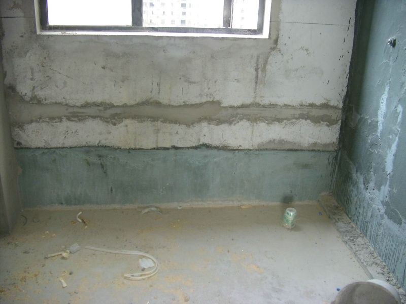 卫生间墙面防水步骤要记牢