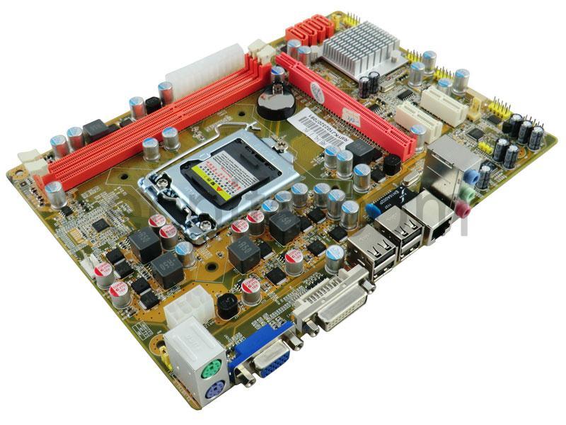 主板是全球最大的个人计算机零件和cpu制造商英特尔公司生产的主板