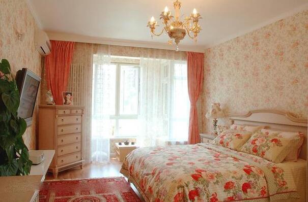 卧室斗柜效果图:韩式风格