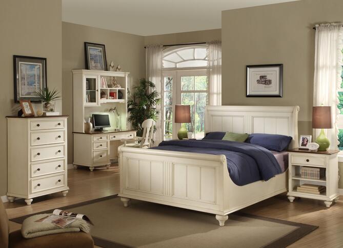 卧室斗柜效果图:美式风格