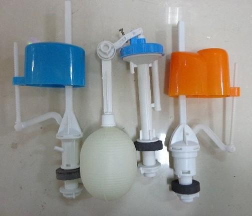 抽水马桶浮球阀怎么安装 老式浮球阀的马桶维修方法图片