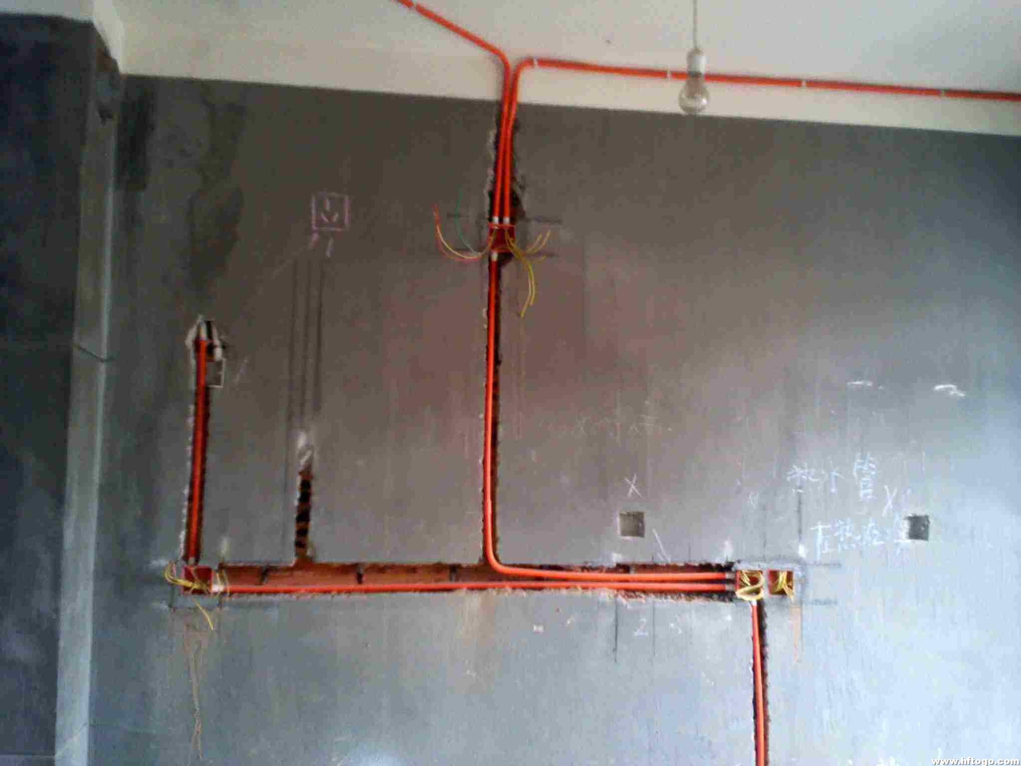 水电改造设计方案的电路改造