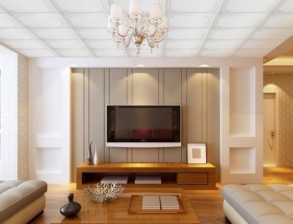天花板在我们的整个房屋装修中占有很大的地位,我们一方面希望天花板装修出自己喜欢的效果,而另一方面又期望能花费更少的钱。其实在关于天花板的装修上,我们可以找到很多的诀窍和方法。就让小编为大家介绍下天花板装修的技巧吧!  天花板装修款式 天花板除了常用白色外,可采用有色泽的花纹图案来加以点缀。