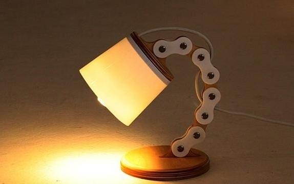 创意台灯_简单又漂亮的台灯怎样画图片