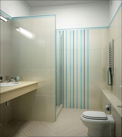 正方形卫生间布局设计 正方形卫生间装修图