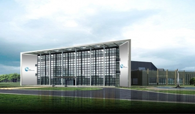 办公楼装修设计道路办公楼得房率计算内容平面设计基本须知图片