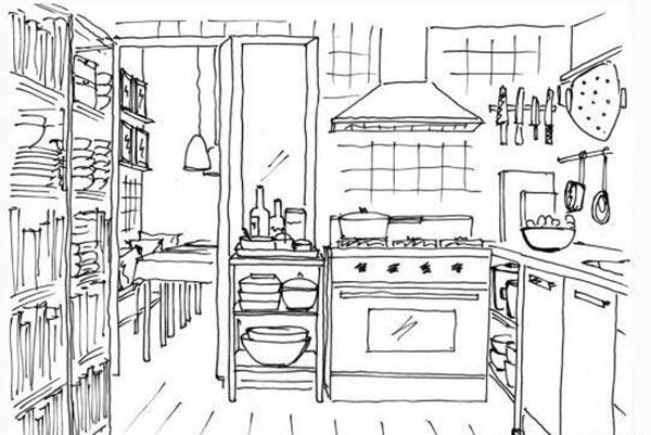 厨房风水关乎健康关乎财运 希望你对号入座