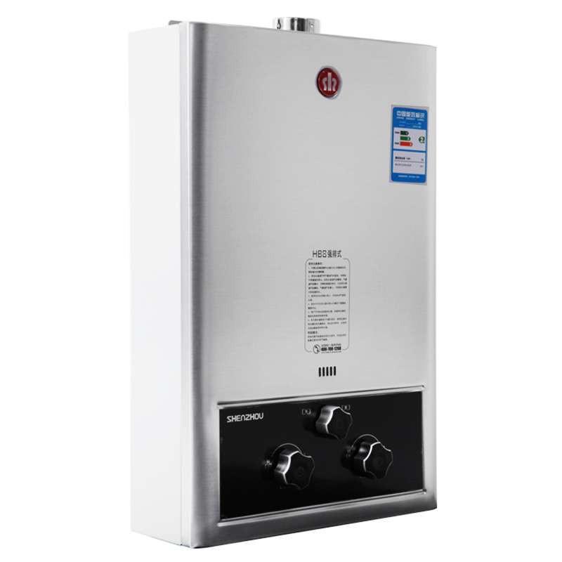 神州燃气热水器报价是多少 神州燃气热水器使用方法