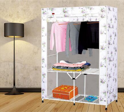 自己做布衣柜的步骤图片