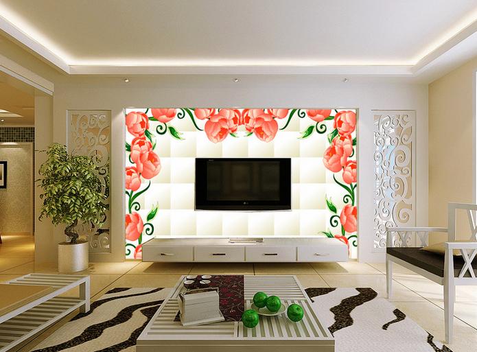 客厅电视背景墙的技巧及误区
