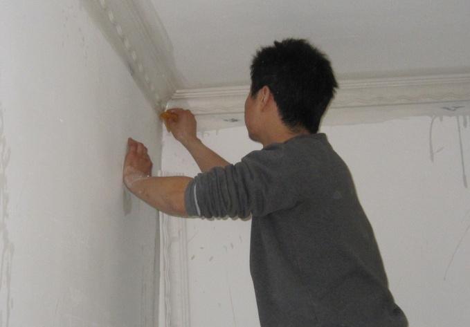 石膏线安装方法,做吊顶必须知道的步骤