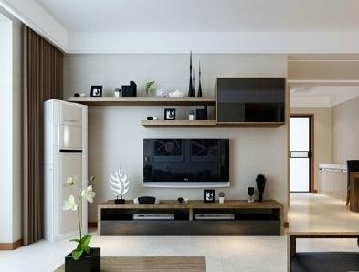 电视背景墙这样设计,才能留住好风水