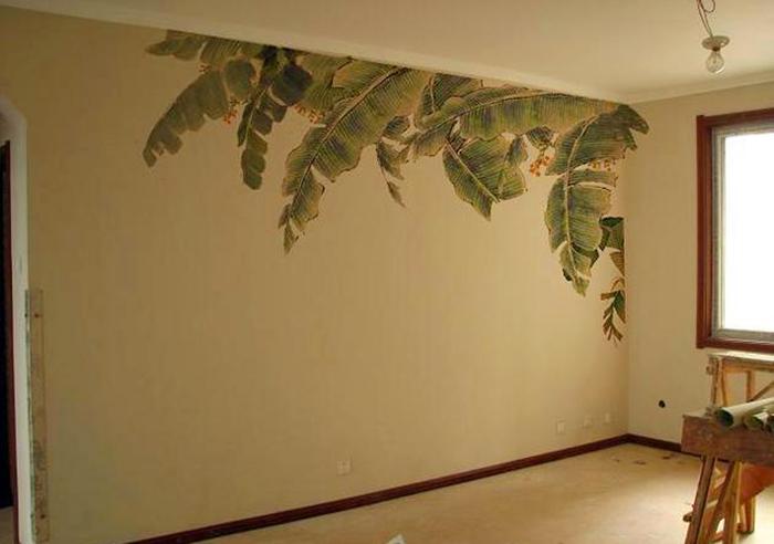 墙面装饰涂料大全图片