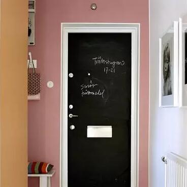黑板墙的制作方法_装修保障网