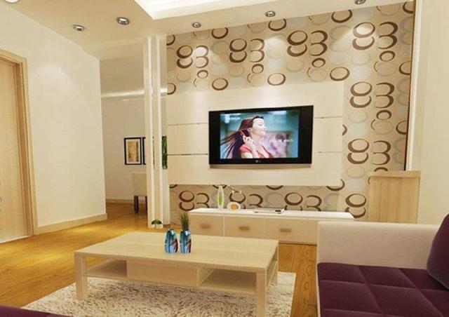 可以弥补电视机墙面的空旷,所以,客厅的电视背景墙有着至关重要的作用