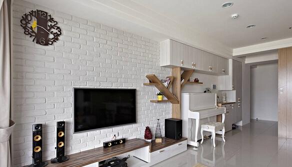 壁挂电视插座高度安装!_装修保障网