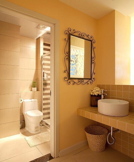 厕所 家居 起居室 设计 卫生间 卫生间装修 装修 533_640