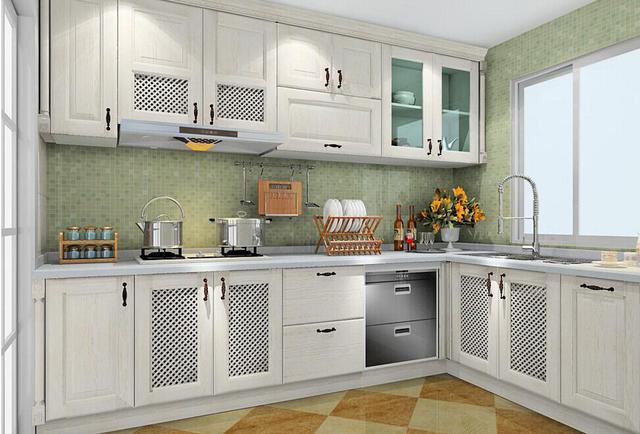 13张欧式厨房装修效果图!