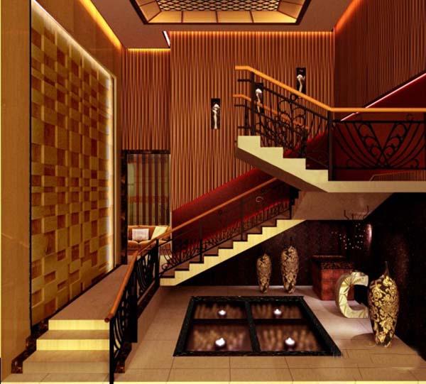 【楼梯间】楼梯间设计