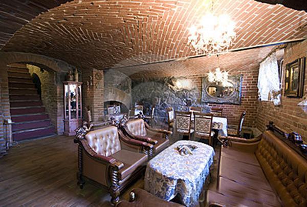 装修保障网 百科 设计百科 空间 地下室 地下室餐厅            房间