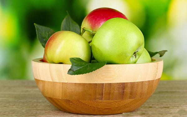 空腹吃苹果