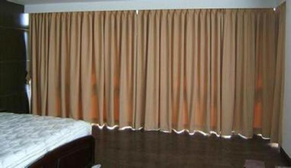 阻燃窗帘安装方法