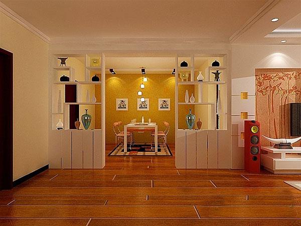 客厅造型门装修注意事项    客厅的设计,制造宽敞的感觉是一件非常