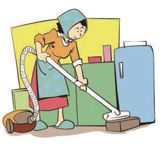 家居死角清洁