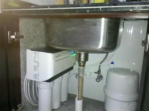 净水方法_净水器中的冲洗口怎么连接-